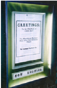 Greetings poster